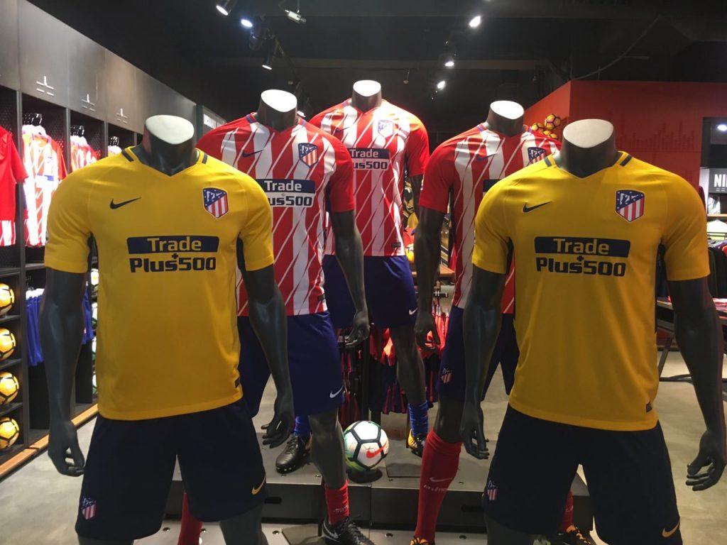 Atlético Madrid fanshop
