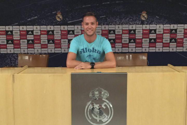 Santiago Bernabéu bezoeken