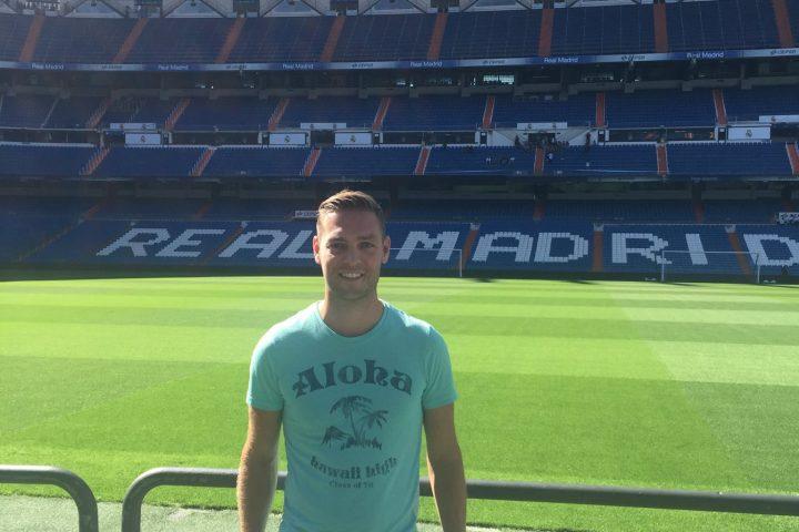 Tour Real Madrid
