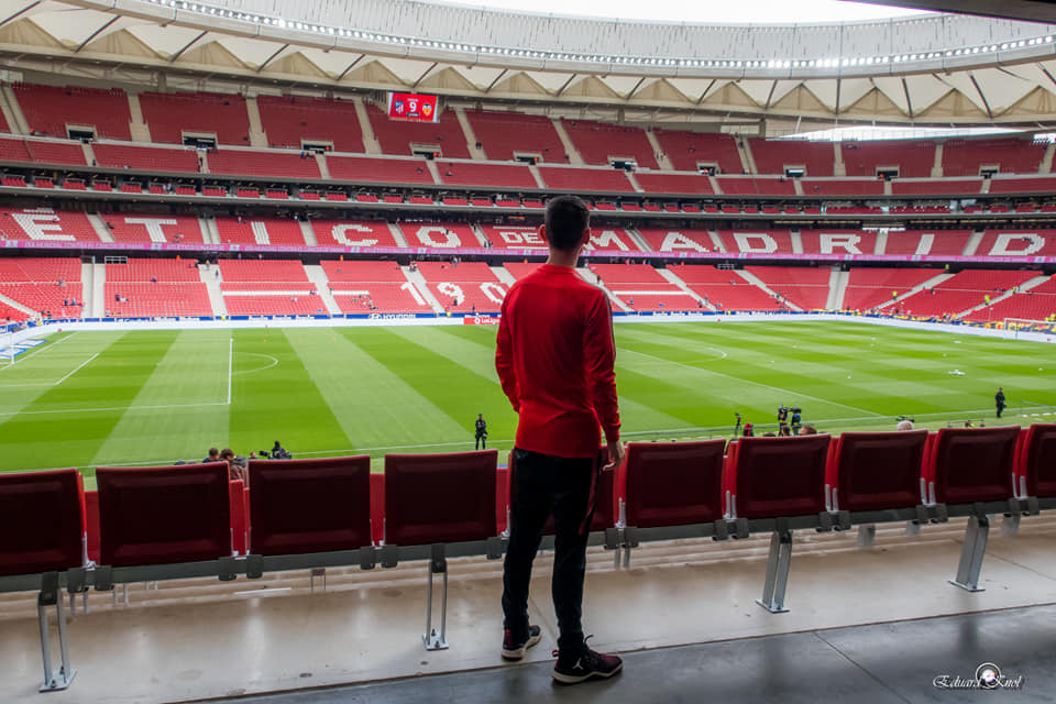 Wanda Metropolitano stadion