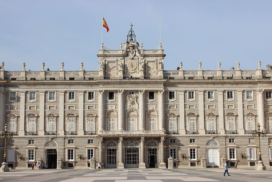 Weer en klimaat Madrid
